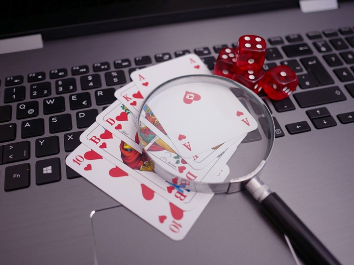 Player Account at an Online Casino
