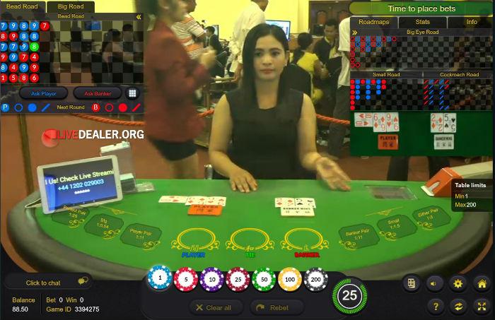Baccarat Casinos Of Cambodia
